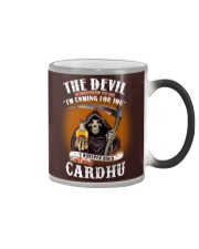 the devil cardhu Color Changing Mug thumbnail