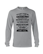 january grandma Long Sleeve Tee thumbnail