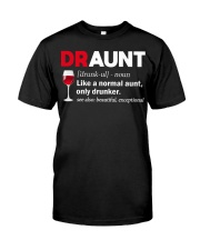 draunt Classic T-Shirt front