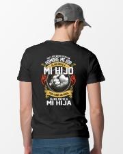 mihijo Classic T-Shirt lifestyle-mens-crewneck-back-6