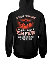 septembre enfer Hooded Sweatshirt thumbnail