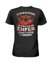 septembre enfer Ladies T-Shirt thumbnail