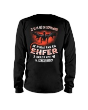 septembre enfer Long Sleeve Tee thumbnail