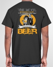 devil beer Classic T-Shirt garment-tshirt-unisex-back-04