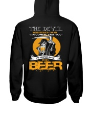 devil beer Hooded Sweatshirt thumbnail