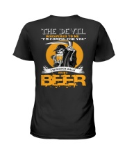 devil beer Ladies T-Shirt thumbnail