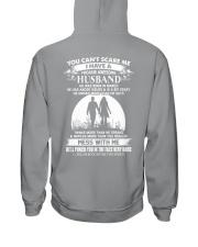 march husband Hooded Sweatshirt thumbnail