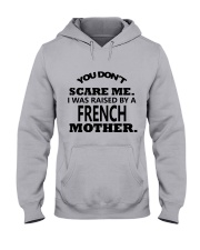 I was raise by a French mother Hooded Sweatshirt thumbnail