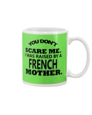 I was raise by a French mother Mug thumbnail