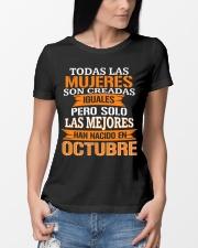 octubre todas las Ladies T-Shirt lifestyle-women-crewneck-front-10