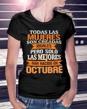 octubre todas las Ladies T-Shirt lifestyle-women-crewneck-front-7