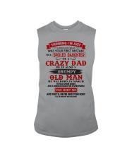 crazy dad march Sleeveless Tee thumbnail