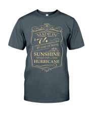 sunshine 74 Classic T-Shirt thumbnail