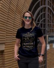 sunshine 74 Ladies T-Shirt lifestyle-women-crewneck-front-2