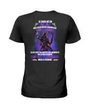 mai essaye Ladies T-Shirt thumbnail