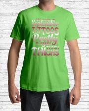 9-tattoo-betty Classic T-Shirt lifestyle-mens-crewneck-front-1