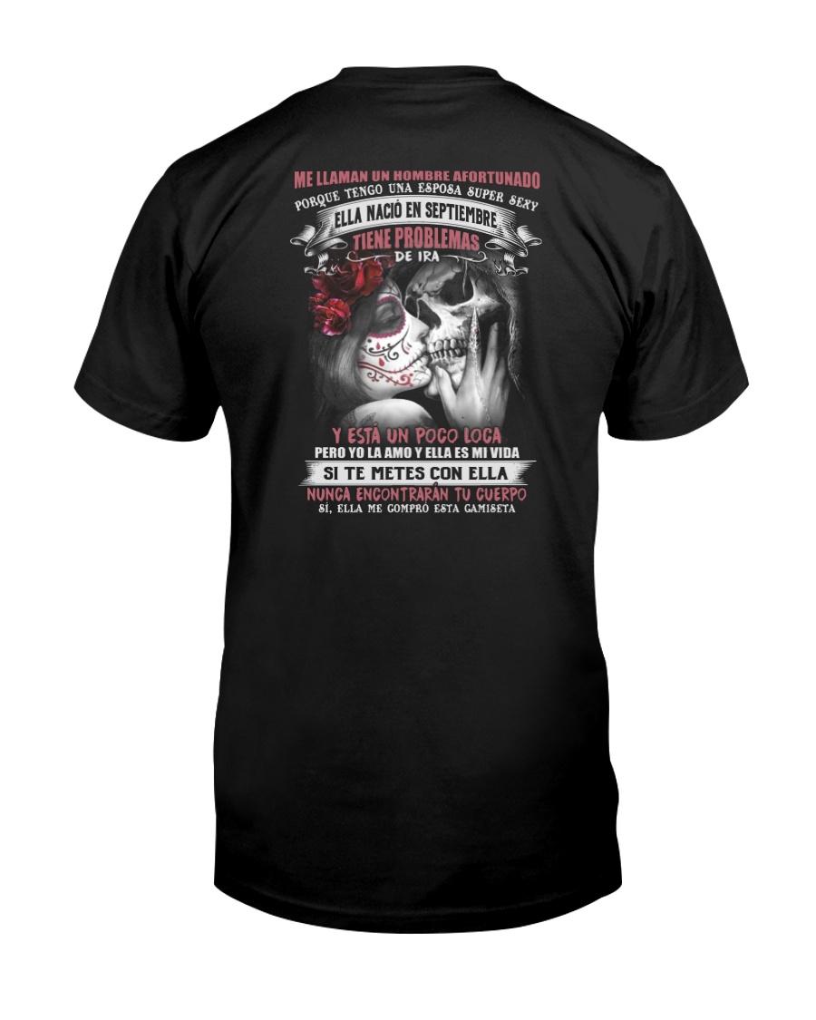 Ella Nacio En 9 Classic T-Shirt