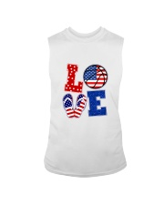 basketball love Sleeveless Tee thumbnail