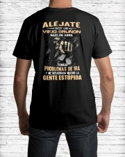 Naci En 4 Classic T-Shirt lifestyle-mens-crewneck-back-1