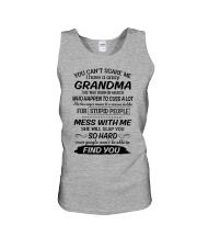 march grandma Unisex Tank thumbnail