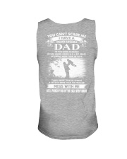 march awesome dad Unisex Tank thumbnail