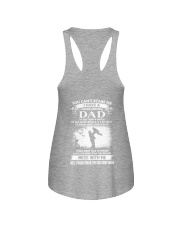 march awesome dad Ladies Flowy Tank thumbnail