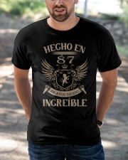 siendo 87 Classic T-Shirt apparel-classic-tshirt-lifestyle-front-50