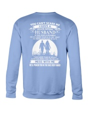 november awesome husband Crewneck Sweatshirt thumbnail