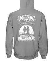 november awesome husband Hooded Sweatshirt thumbnail