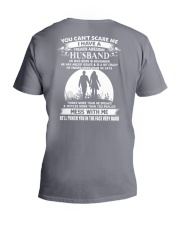 november awesome husband V-Neck T-Shirt thumbnail
