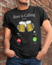 beer is call Classic T-Shirt apparel-classic-tshirt-lifestyle-26