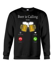 beer is call Crewneck Sweatshirt thumbnail