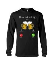 beer is call Long Sleeve Tee thumbnail