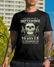 famille-t9 Classic T-Shirt lifestyle-mens-crewneck-front-8