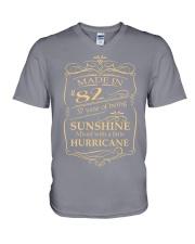 sunshine 82 V-Neck T-Shirt thumbnail