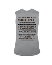 spoiled wife december Sleeveless Tee thumbnail