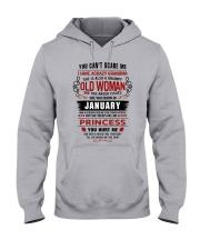 Princess Hooded Sweatshirt thumbnail
