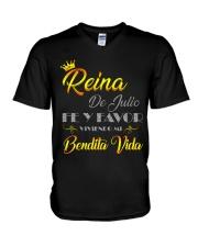 reina V-Neck T-Shirt thumbnail
