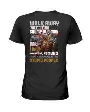 walk away mar Ladies T-Shirt thumbnail