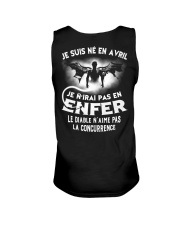 avril enfer Unisex Tank thumbnail