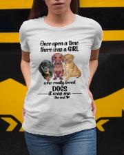 dogs it was me Ladies T-Shirt apparel-ladies-t-shirt-lifestyle-04
