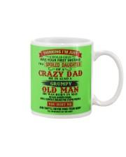 crazy dad may Mug thumbnail