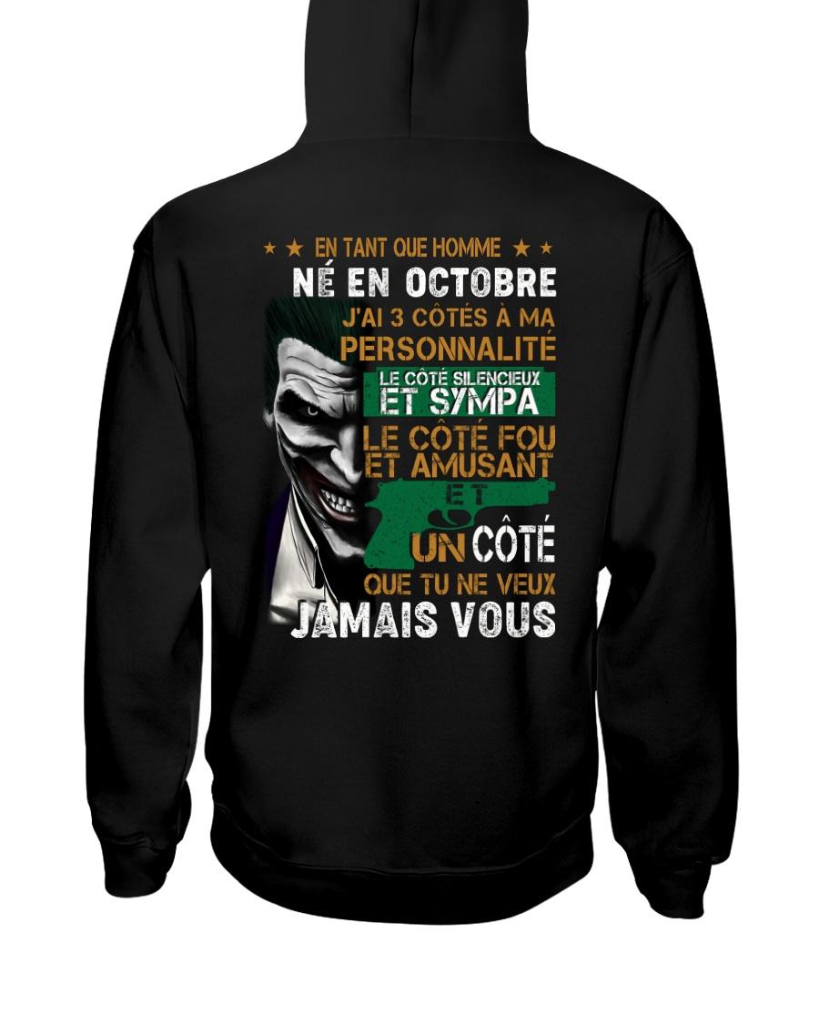 en tant que homme octobre Hooded Sweatshirt