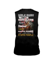 walk away feberuary Sleeveless Tee thumbnail