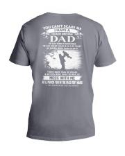 november dad V-Neck T-Shirt thumbnail