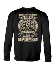 septiembre todos los hombres Crewneck Sweatshirt thumbnail