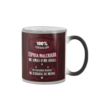 esposa malcriada Color Changing Mug thumbnail