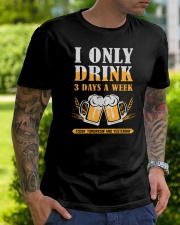 beer Classic T-Shirt lifestyle-mens-crewneck-front-7