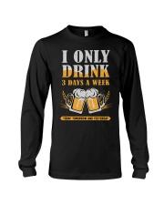 beer Long Sleeve Tee thumbnail