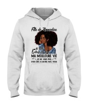 novembre meilleure Hooded Sweatshirt tile